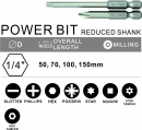 POWER BIT REDUCED SHANK