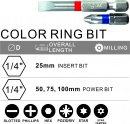 COLOR RING BIT
