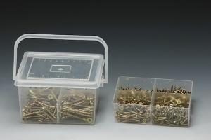 750 PCS CHIPBOARD SCREW ASSORTMENT
