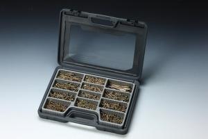 1,700 PCS CHIPBOARD SCREW ASSORTMENT