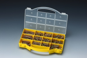900 PCS CHIPBOARD SCREW ASSORTMENT