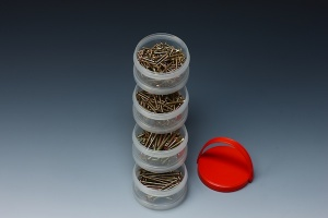 330 PCS CHIPBOARD SCREW ASSORTMENT