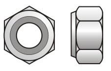 DIN 985 Nylon Lock Nut