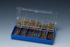 285 PCS CHIPBOARD SCREW ASSORTMENT